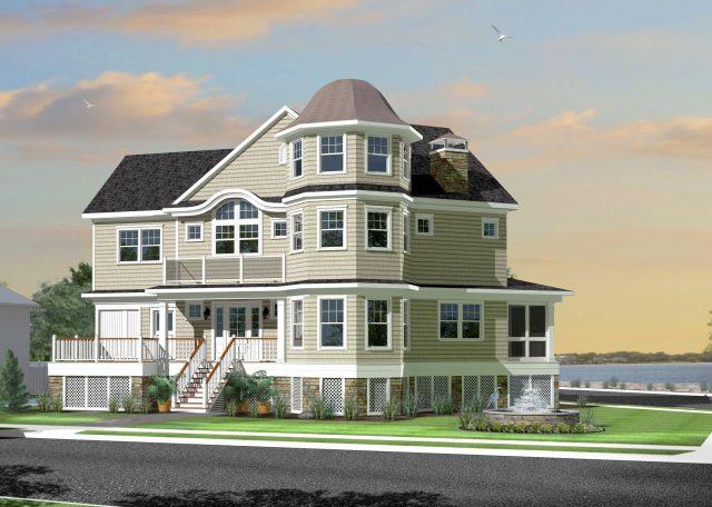 BELMAR NJ LAKEFRONT HOUSE