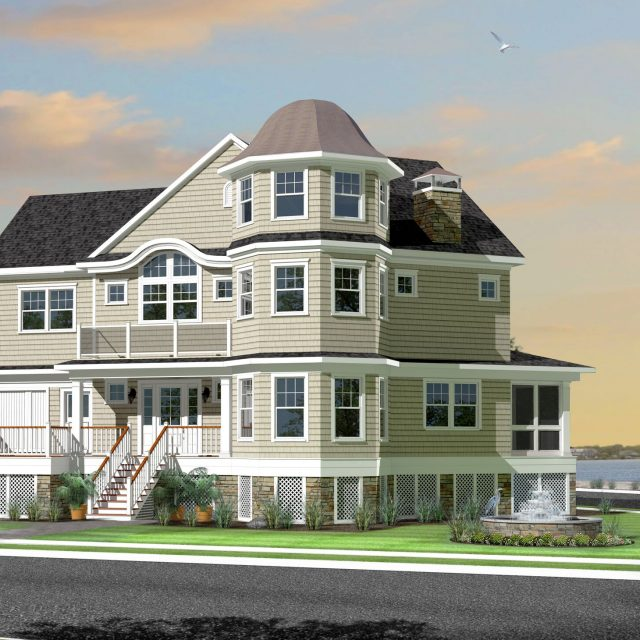BELMAR NJ LAKEFRONT HOUSE