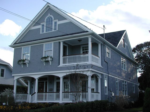 SPRING LAKE NJ SEASHORE COLONIAL
